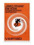 Vertigo, 1958 Prints, 46x61 cm. 29.99€