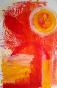 """Saatchi Art Artist Sina Muscarina; Painting, """"""""Goshen"""""""" #art"""
