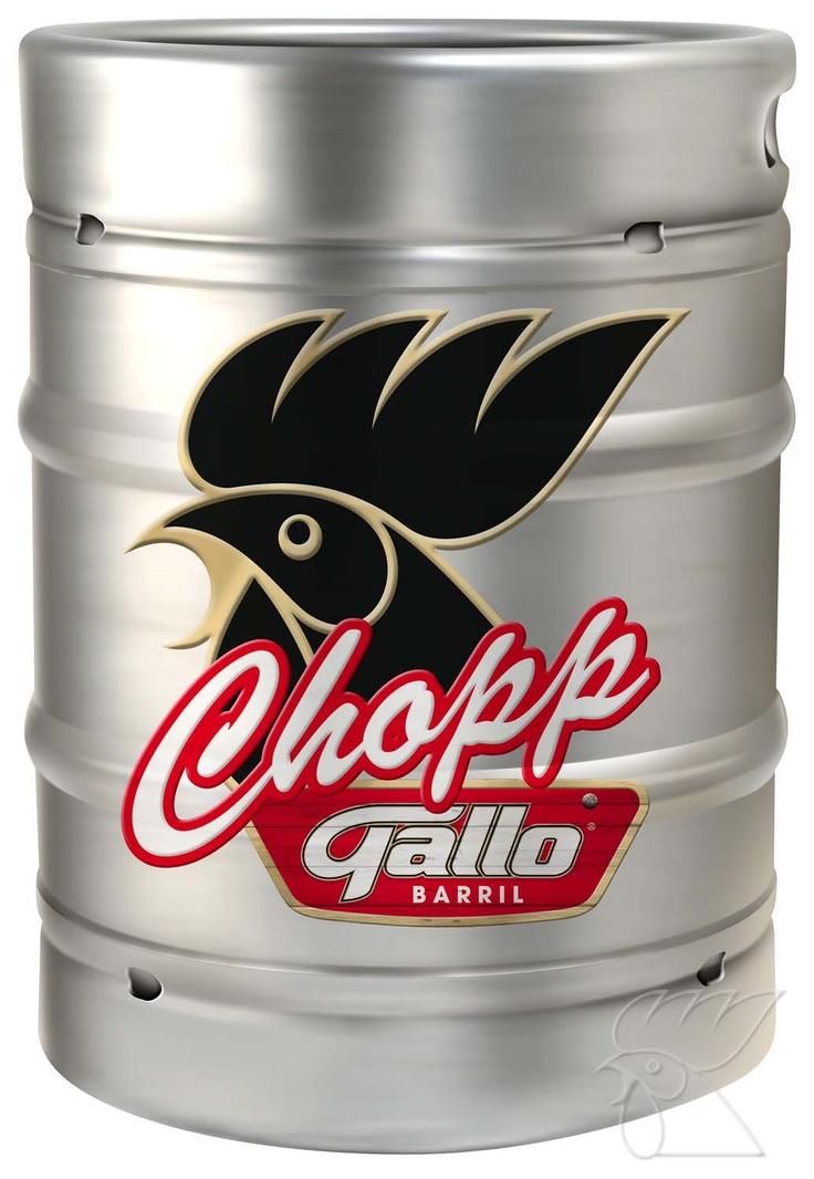 Si te da mucha sed, apágala con un Barril Chopp Gallo de 50 litros. Una excelente opción para esas conmemoraciones con amigos y familiares. ¡Salud!