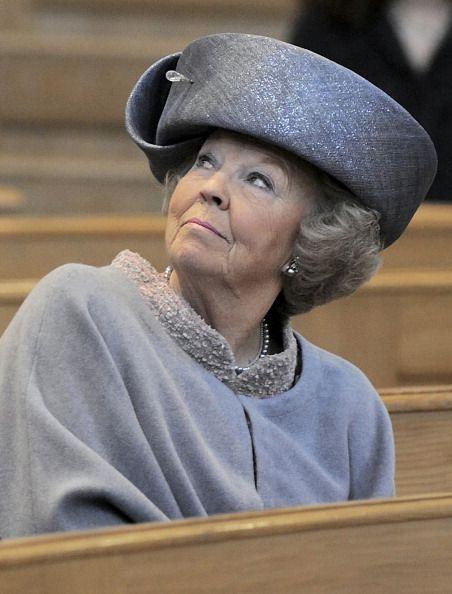 Queen Beatrix, April 14, 2011