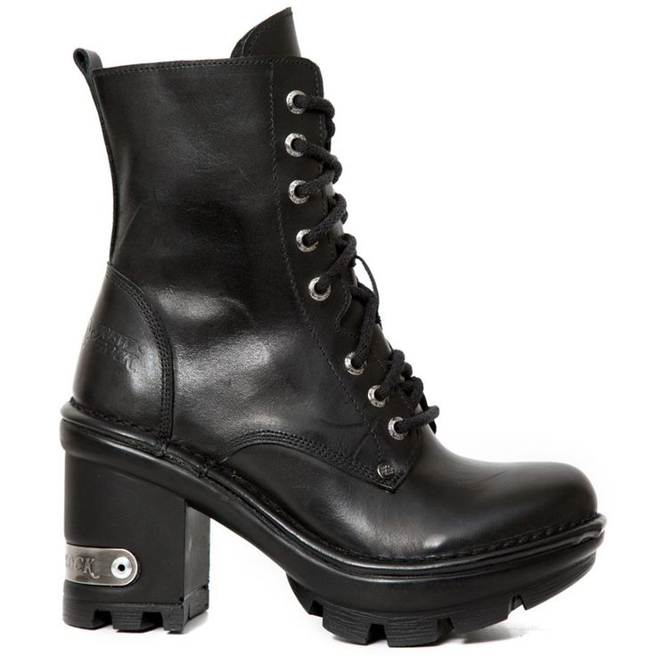 New Rock NEOTYRE07X-S1! ~❥  #shamorg #rockboots #gothgoth #gothboots #gothfashion #gothicstyle #newrock_official