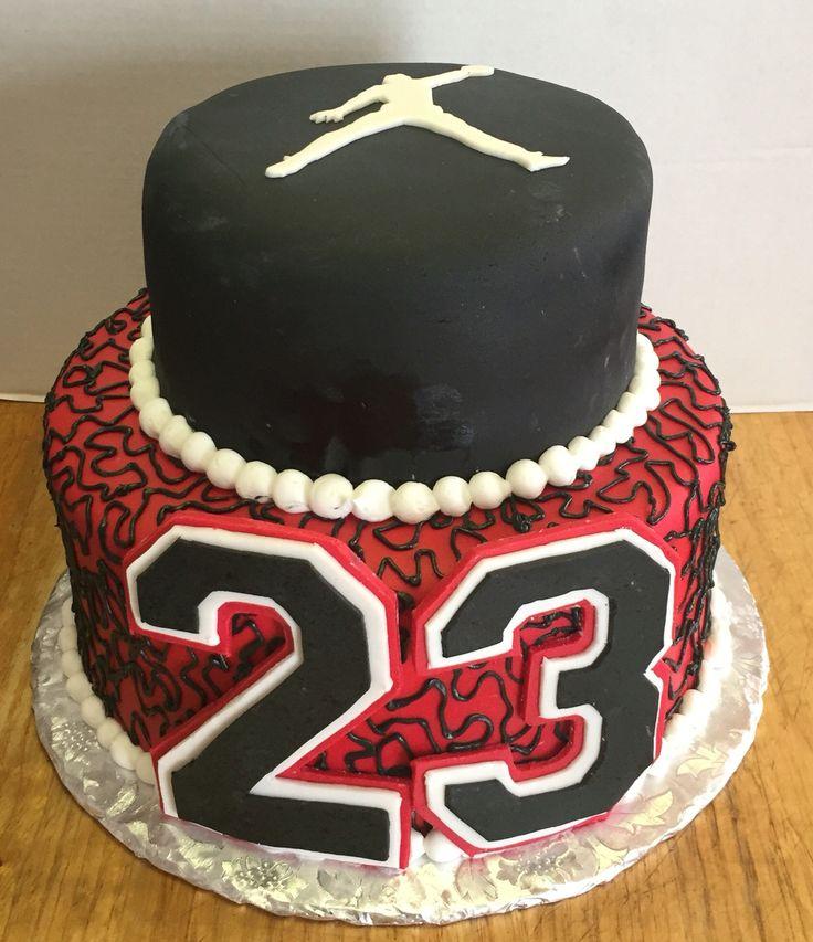 Michael Jordan 23 Cakes Jordan Cake Michael Jordan