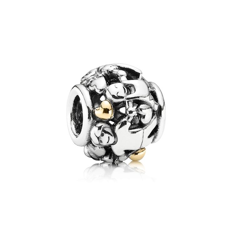 pandora charms originales plata family