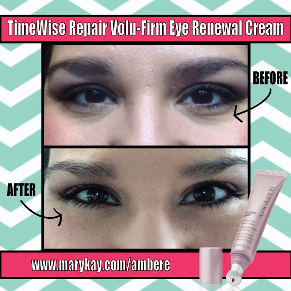 The TimeWise Repair Volu-Firm Eye Renewal Cream is all you need for around your…
