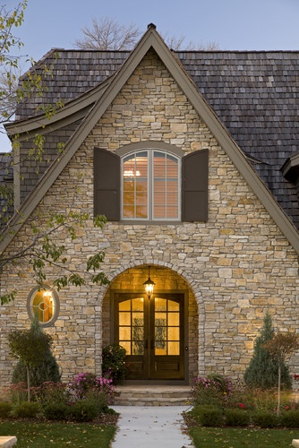 Stone Color Tennessee Fieldstone New Home Ideas