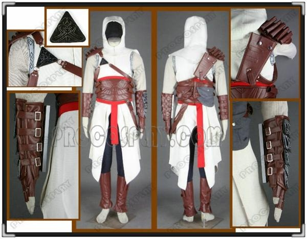 Best Assassin's Creed Altair Cosplay Costumes For Sale