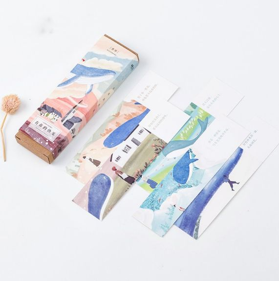 30 шт./упак. Новый довольна вы закладки бумаги Bookmarkers рекламных подарков Канцтовары фильм закладки для книг книги маркеры купить на AliExpress