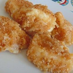 Fried Havarti Cheese Bites Allrecipes.com  #MyAllrecipes #AllrecipesAllstars #AllrecipesFaceless