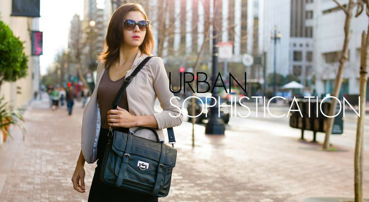 Stylish laptop bag for women by sight USD148 Messenger bag/work outfits idea