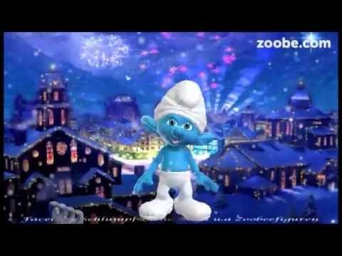 Silvester - Danke, an alle, die mich durch das Jahr begleitet haben NeujahrSchlümpfe, Zoobe - YouTube