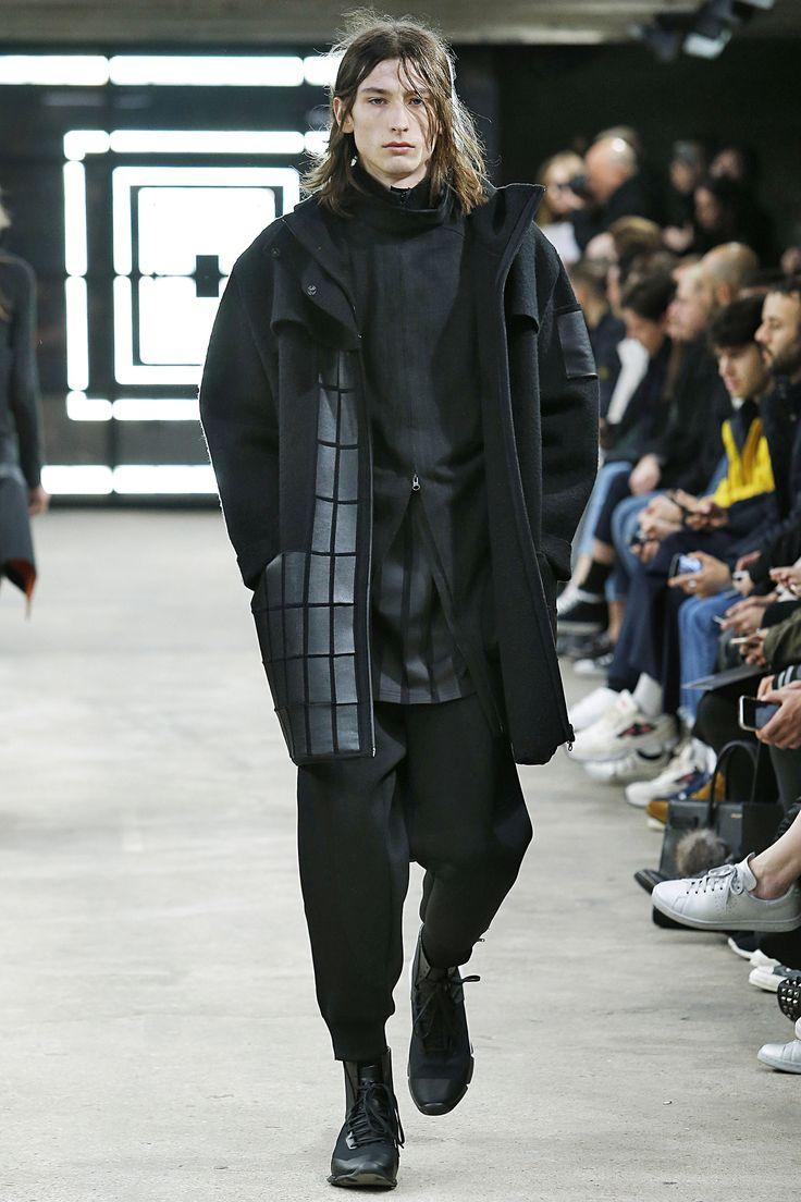 Y-3 Fall 2016 Menswear Collection Photos - Vogue