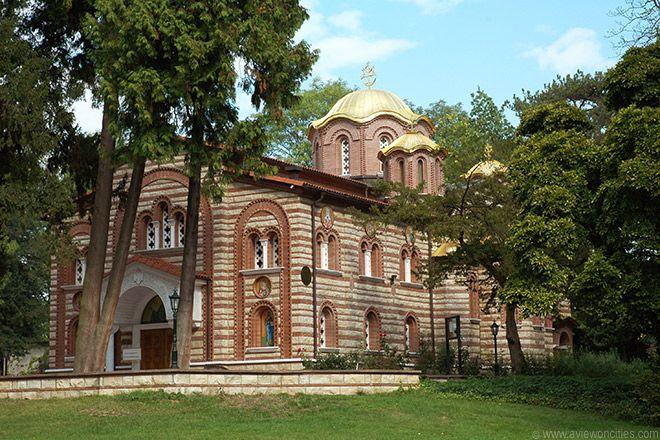 Greek Orthodox Church, Frankfurt