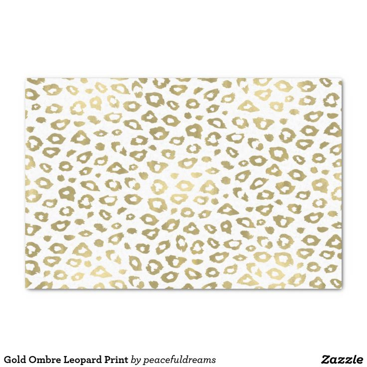 leopard print tissue paper Tissue paper is a staple in any gift shop it enhances any kind of packaging from gift bags to gift boxes and because tissue paper comes in so many colors and patterns it's the perfect accent to keep your packaging fresh year round.