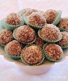 yulaf ezmeli çikolata topları