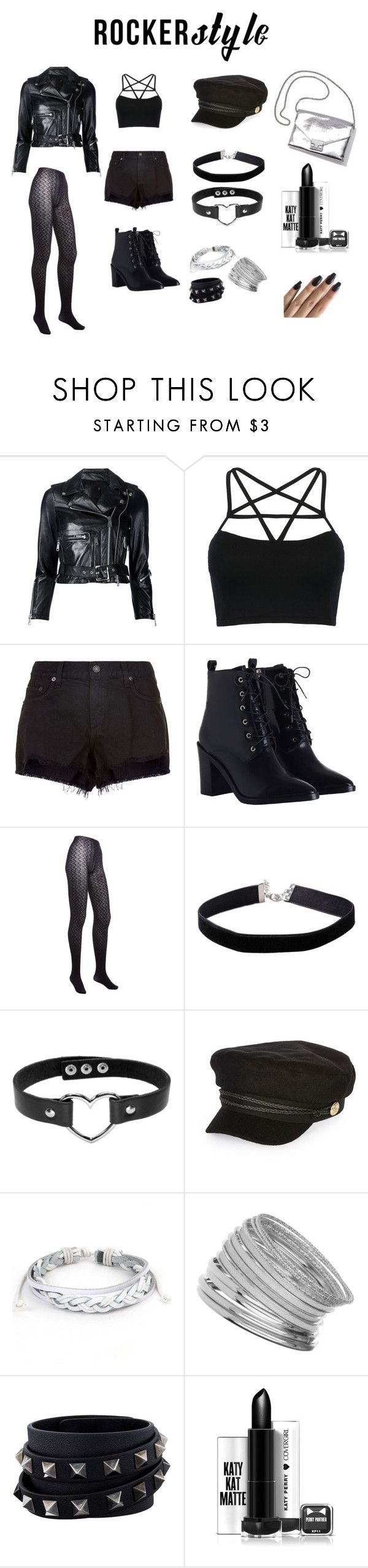 """I Wear Black"" by ferranong on Polyvore featuring R13, WithChic, rag & bone, Zimmermann, Emilio Cavallini, Miss Selfridge, River Island, West Coast Jewelry, Valentino and Loeffler Randall"