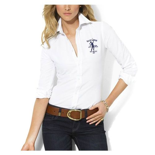 Shirts 77, Work Shirts, Polo Shirts, Cotton Shirts, Pralph Lauren, Polo Ralph Lauren, Lauren Shirt, Lauren Match, Oxford Icon