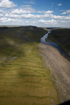 Parc national des Pingualuit - Un paysage unique à découvrir dans le nord du Québec - Nunavik