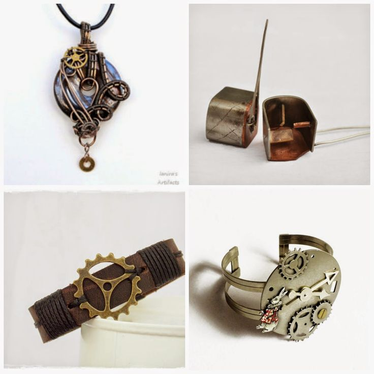 Items of the week - Steampunk