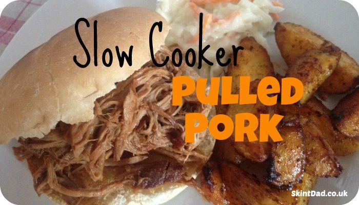 Pulled Pork Recipe   The Skint Dad Blog