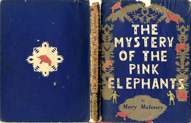 Bookcover: Mystery, Books Worth, Colors, Book Covers, Pink Elephants, Design, Elephants Bookcover