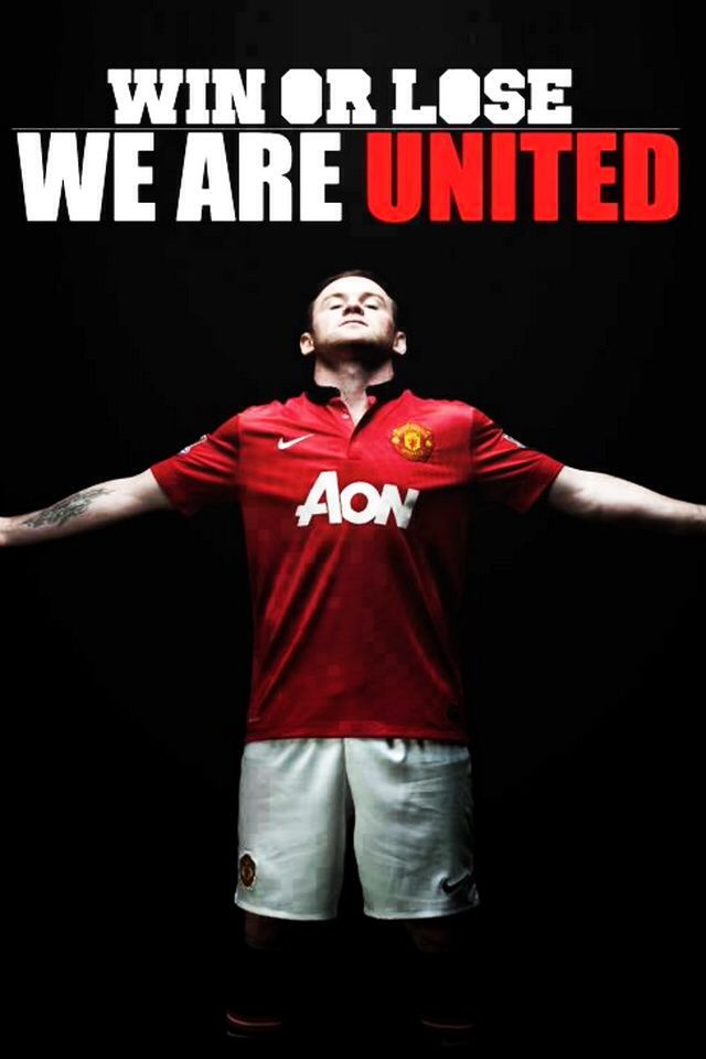 Win or lose we are united