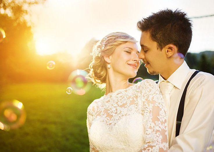 Seifenblasen zur Hochzeit: Schön und günstig!