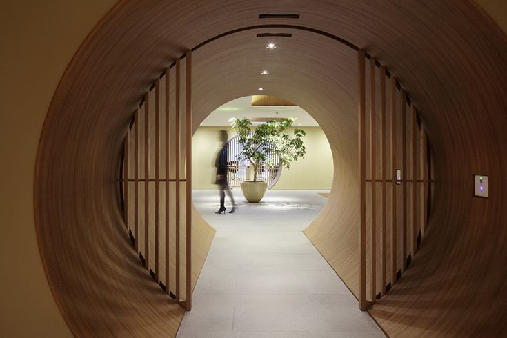 KONO DESIGNS - Pasona-Osaka-Executive-Office