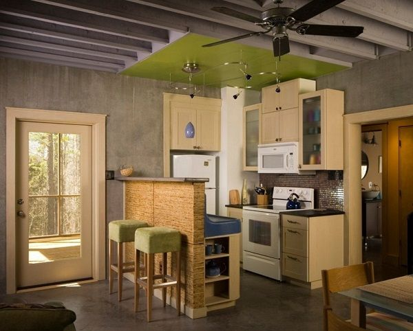 Do you own a small kitchen? If yes, then don't take tension as here are some terrific ideas and tips to decorate kitchen for small spaces.