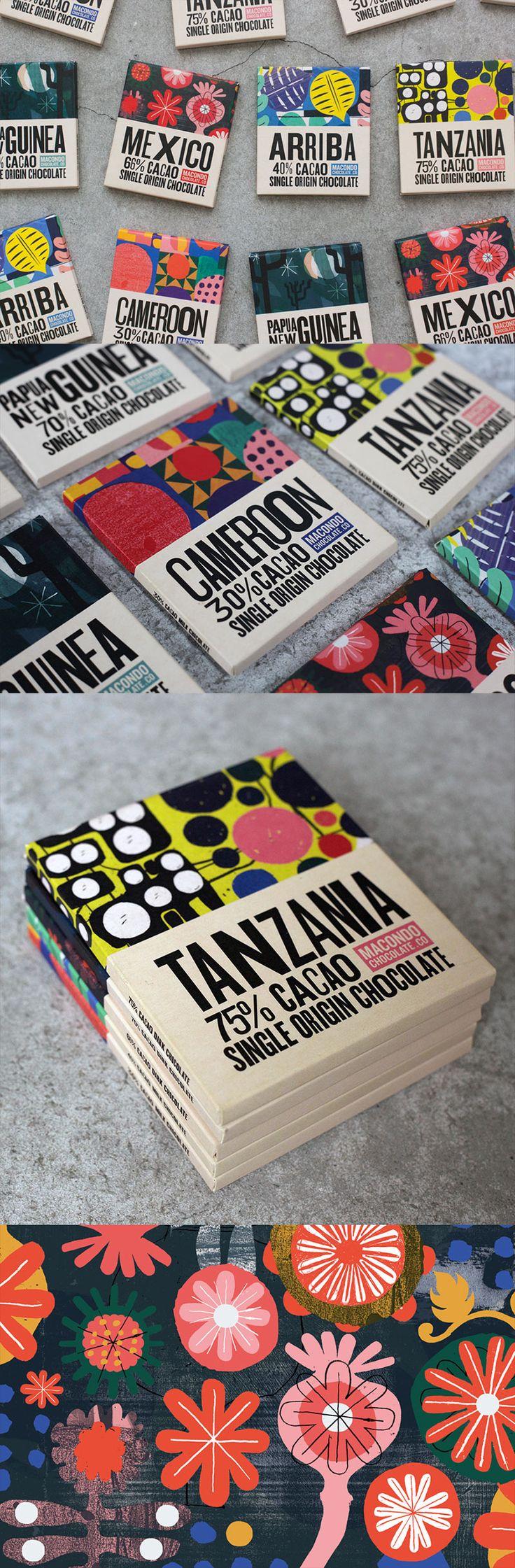 Macondo Chocolate Co by A-Side Studio