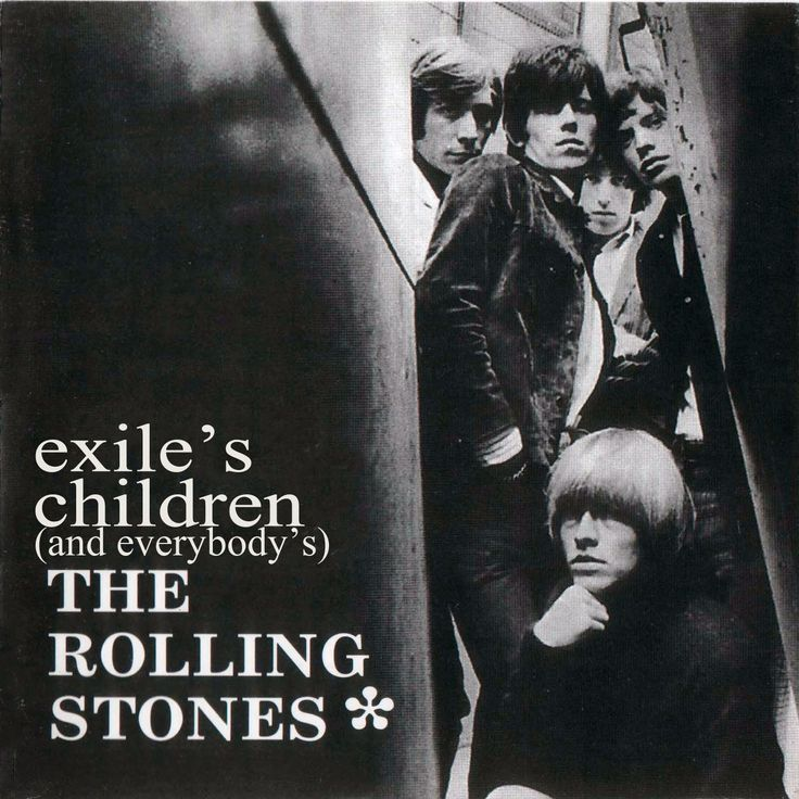 "Exile SH Magazine: The Rolling Stones - ""Exile's Children"" (1966) http://www.exileshmagazine.com/2014/06/the-rolling-stones-exiles-children-1966.html"