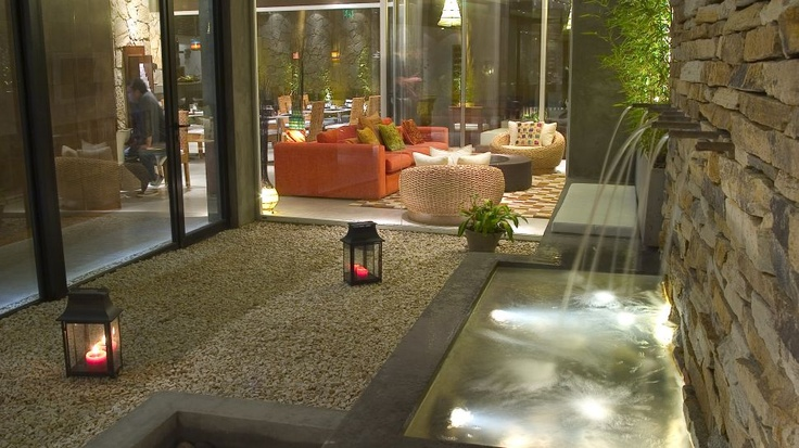 Water Feature Modern Fountain Water Features Indoor Fountain
