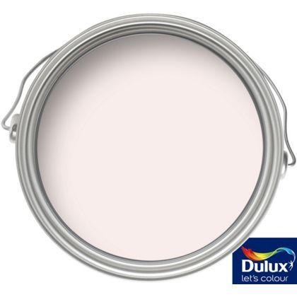 Dulux Light and Space Jasmine Shimmer - Matt Emulsion Paint - 50ml Tester