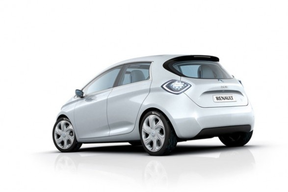 Renault Zoe EV Could Have 220-Mile Range