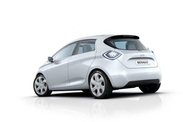 Renault Zoe EV Could Have 220-Mile Range