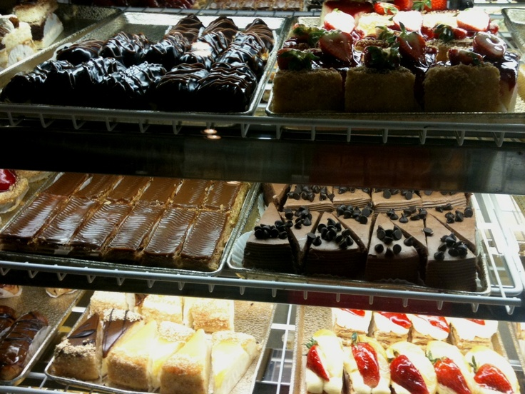 Sugar Rush: a Latin pastry shop