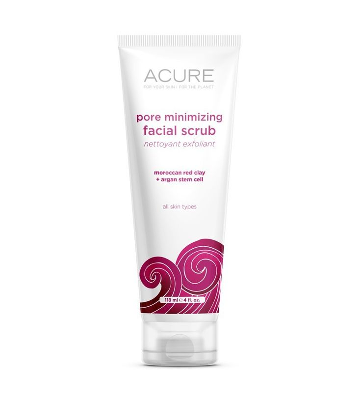 Acure Radically Rejuvenating Facial Scrub In 2020
