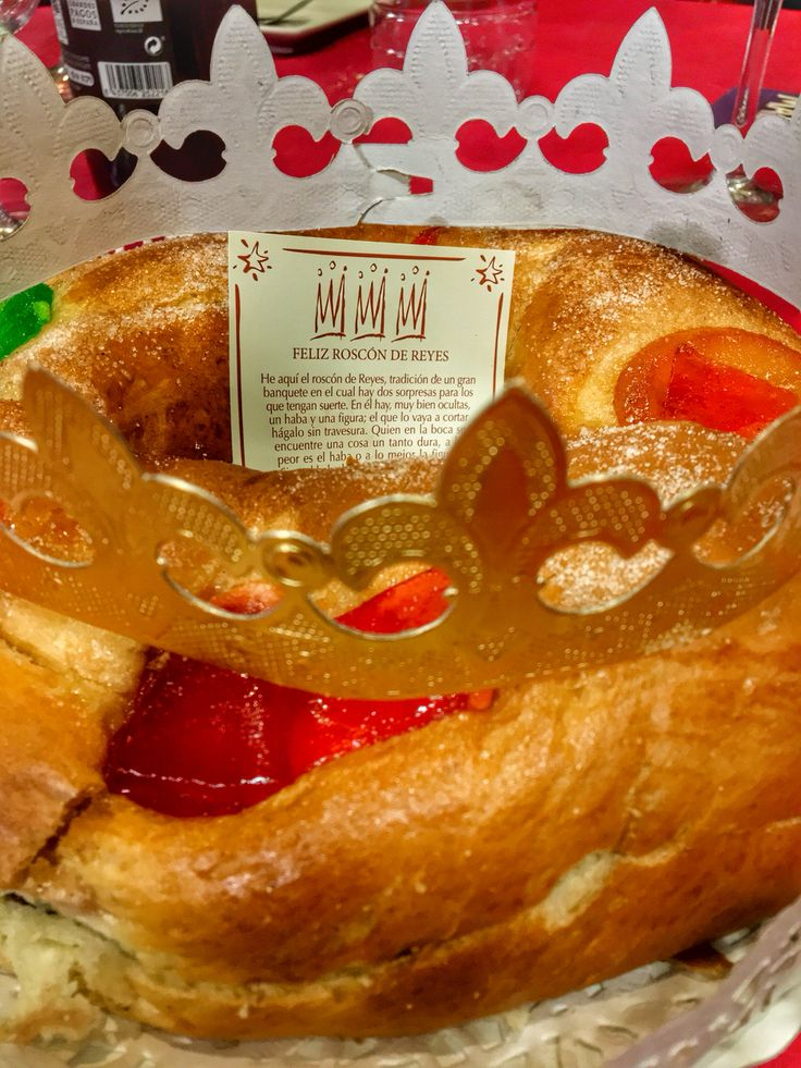 Roscón de Reyes #España