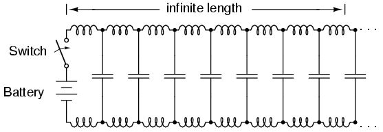 Characteristic Impedance : Transmission Lines - Electronics Textbook