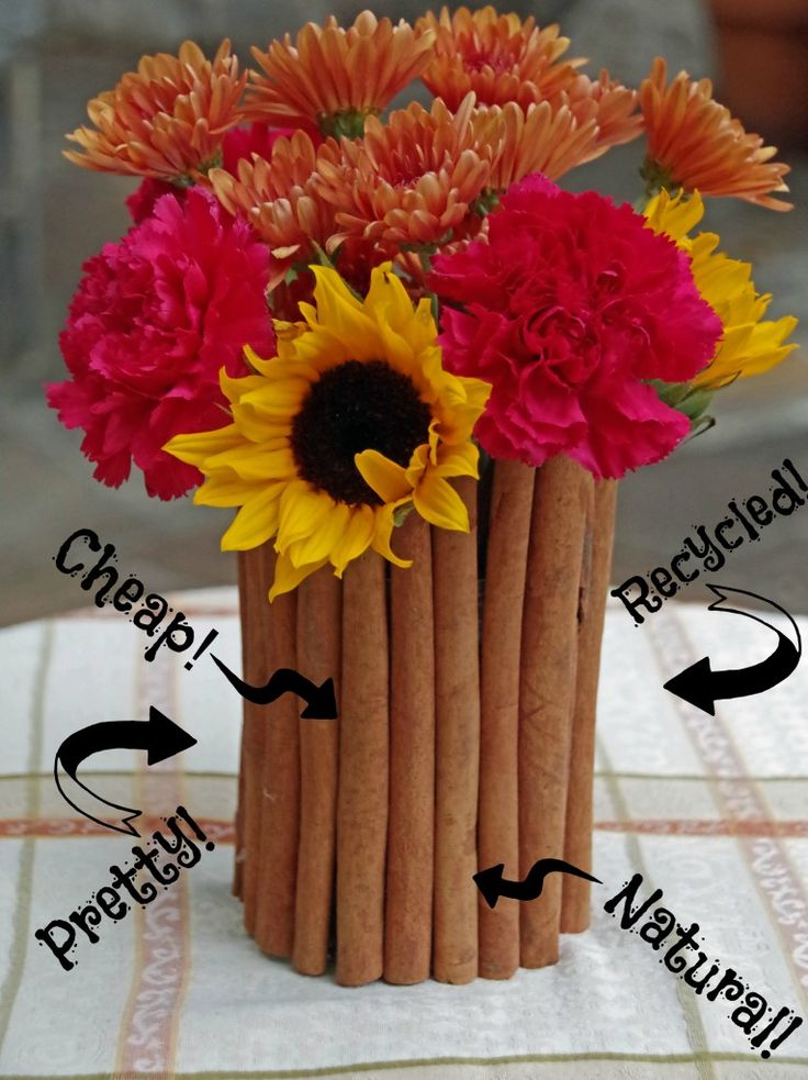 Easy Recycled Craft Idea 2