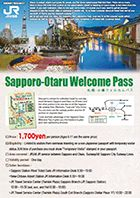 SAPPORO-OTARU WELCOME PASS