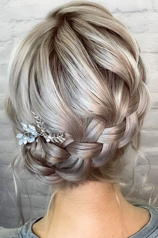 30 Wedding Hairstyles For Thin Hair 2017 Collection In 2020 Hairstyles For Thin Hair Long Hair Styles Hair Styles