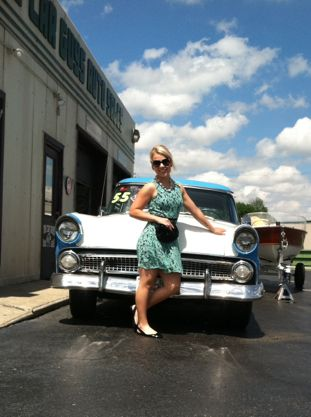 Tomorrow (June 14th, 2014) is the Graffiti Cruise Car Show in Downtown Bucyrus, Ohio! (Big thank you to The Car Guys for letting us take photos on their lot)