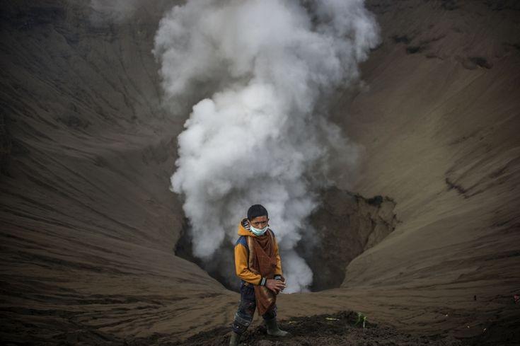 Dary dla wulkanu