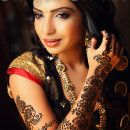 #Wedding Makeup/ Singar Studio/ Austin TX #Henna