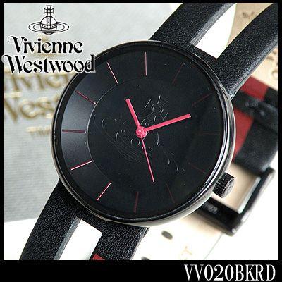 Vivienne Westwood VV020BKRDヴィヴィアン・ウエストウッド スピリットブラック×レッド レディース 腕時計 女性用 時計 ウォッチ【楽ギフ_包装】【smtb-KD】【RCP1209mara】【楽天市場】