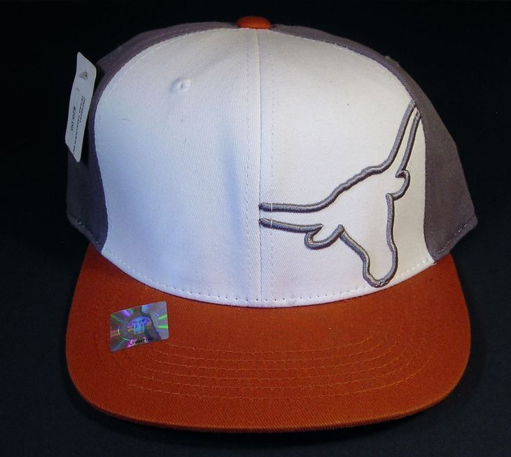 official texas longhorn baseball cap longhorns uk hat football basketball color stretch fit team