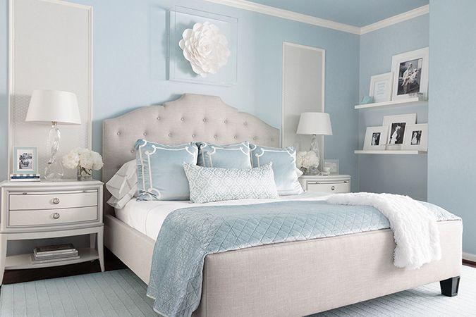 Mom S Retreat Master Bedroom Blue Master Bedroom Blue Bedroom