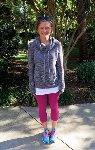 Stitch Fix Pullover - Love that I could wear this with my workout clothes
