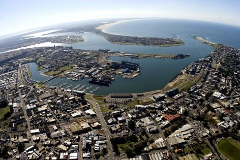 Newcastle, NSW is a coastal city that was accidentally discovered by Lieutenant John Shortland while he was looking for convicts who had seized a ship.