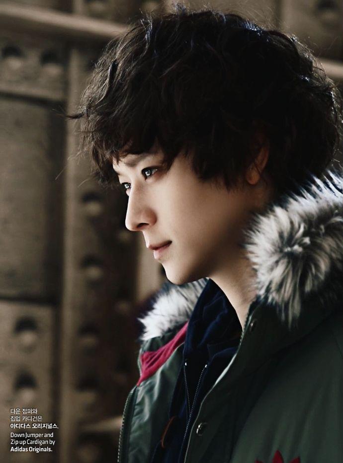 Kang Dong Won In High Cut's Vol. 112